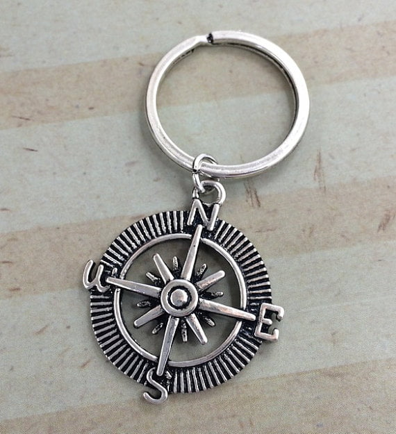 Romannie Coach Keychain Thank You /& A Great Coach is Hard to Find and Impossible to Forget,Stainsteel Key Chain